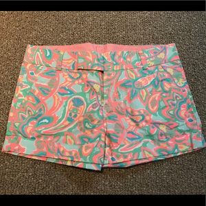 "Lilly Pulitzer 5"" Barclay Shorts"